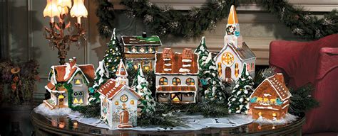collection of where to buy christmas village christmas