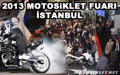 motosiklet fuari istanbul da  subat  mart