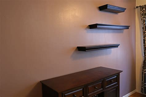 installing floating shelves how to find a stud in your walls