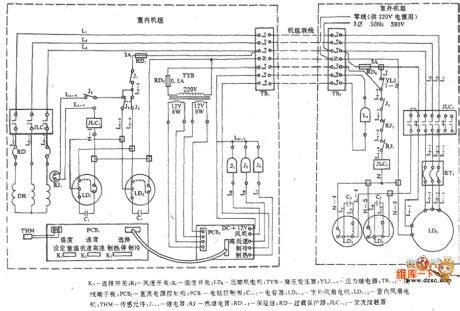wiring diagram split type aircon efcaviation