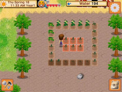 harvest moon apk harvest moon seeds of memories for android apk free ᐈ data file version