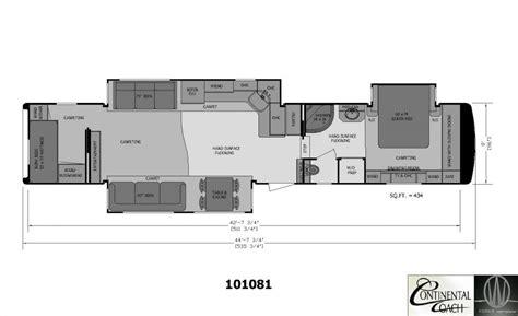fifth wheel floor plans 2 bedrooms separate trend home front kitchen fifth wheel images rv with bunk beds floor