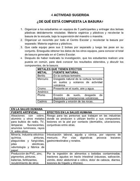 preguntas generadoras y complementarias enviar 18 marzo mapa conceptual medio ambiente doc 11 01 2011