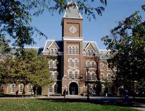 Fisher School Of Business Mba Fees by The Ohio State Mba Scholarships Becas