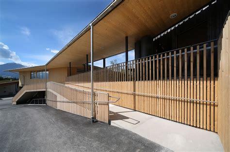 werkstatt architektur station club house gnadenwald gsottbauer