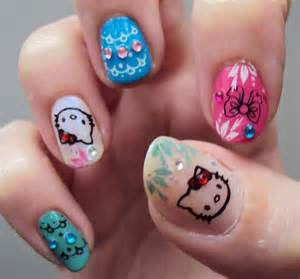 cute nail design ideas to do at home nail art ideas 2015