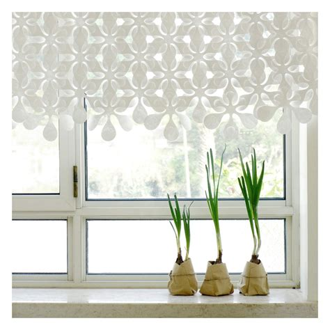 paper curtains floral paper curtains window covering wall hanging by