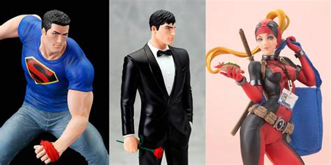 Sale Kotobukiya Sdcc 2016 Exclusive Clark Kent Artfx Statue kotobukiya s 2016 sdcc exclusives unveiled kastor s korner