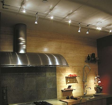 Long Kitchen Design how to choose cable lighting design necessities lighting