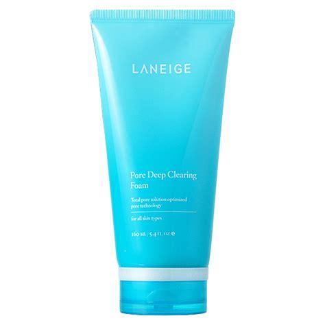 Laneige Foam laneige pore clearing foam 160ml renewal freebie ebay