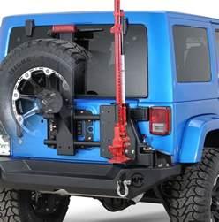 Jeep Wrangler Hi Lift Mount Mickey Thompson Metal S1 Hi Lift Mount For 07 16 Jeep