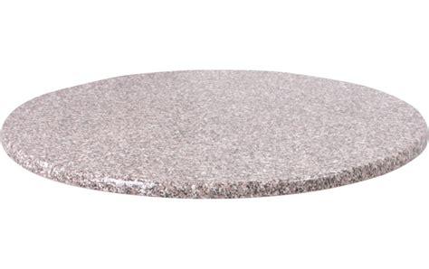 Tischplatte Aus Granit by Tischplatte Granit Rund 70cm Spanplatte Kunstharz