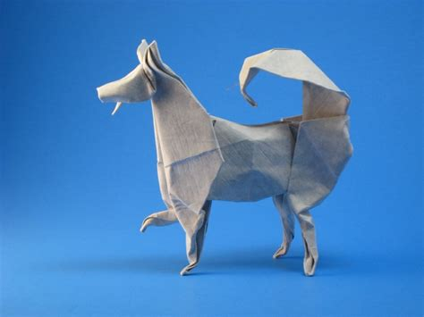 Origami Husky - origami dogs page 5 of 8 gilad s origami page