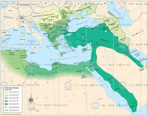 what was the ottoman empire ottoman empire 1683 1914