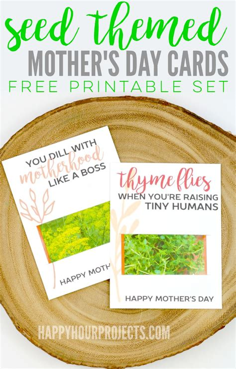 how to make seed cards craft lightning s day crafts seed packet cards