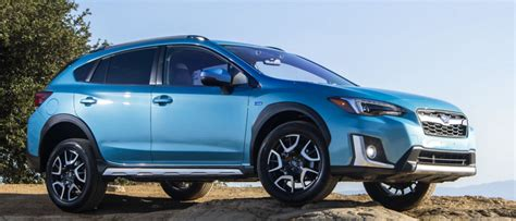 2019 Subaru Hybrid by 2019 Subaru Crosstrek Hybrid The Daily Drive Consumer Guide 174