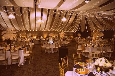 Great Gatsby Wedding Decorations by The Great Gatsby Wedding Of Dreams
