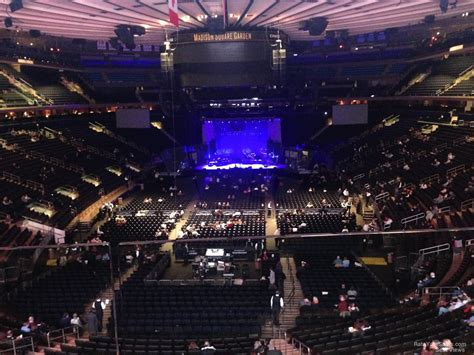 square garden section 204 concert seating