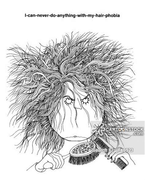 Fear Of A Bad Hairday No Need To Worry With This Hair Blower by Hair And Comics Pictures From
