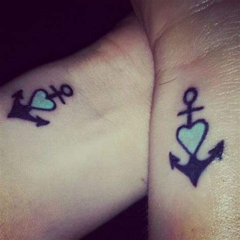 32 perfect best friend tattoos to get