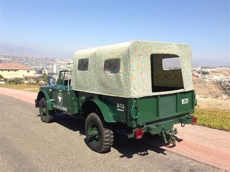 kaiser jeep for sale 1967 kaiser jeep m715 for sale