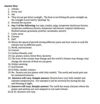 Bill Nye Climate Worksheet by Bill Nye Climate Worksheet Worksheets For School Getadating
