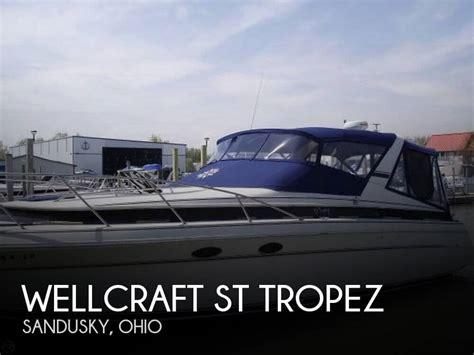 jet boat for sale sandusky ohio for sale used 1990 wellcraft st tropez in sandusky ohio