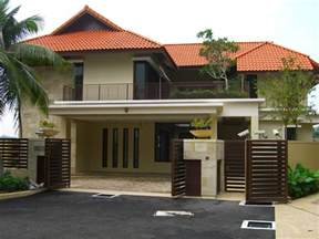 maintaining a bungalow at senawang negeri sembilan