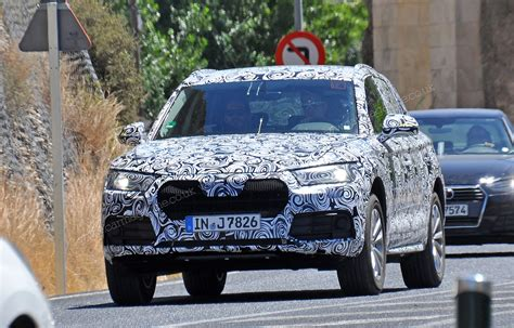audi q5 new model 2016 audi q5 2016 the mk2 crossover goes x3 baiting by car