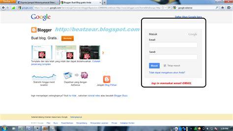 cara membuat akun gmail beserta gambar cara membuat blog lengkap beserta gambar general knowledge