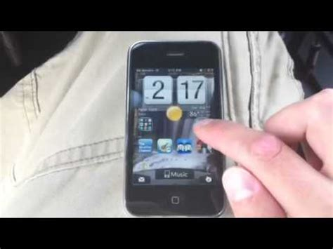 htc cydia themes cydia theme android htc apple theme on iphone 3gs