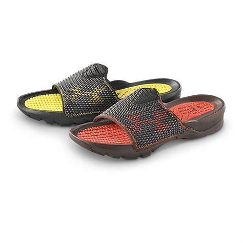 mens armour sandals s armour 174 antler eclipse slides 217928