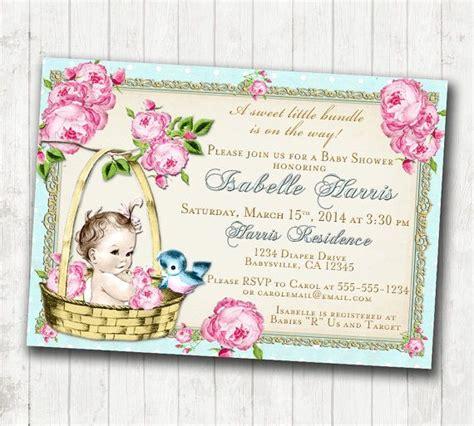 baby shower invitation for baby shower invitation