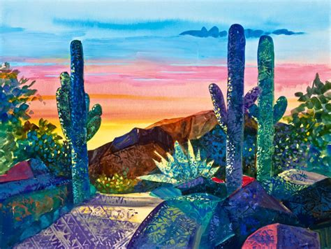 Southwestern Wall Murals dusk at gloria s wall mural southwestern wall decals