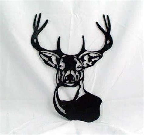 mule deer dxf signtorch turning images  vector cut