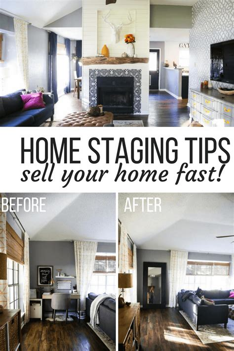 house staging tips home staging tips to help it sell quickly love renovations