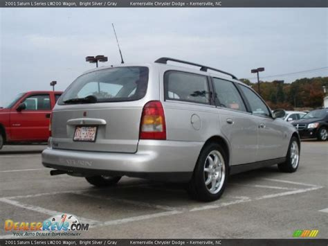 saturn wagon 2001 2001 saturn l series lw200 wagon bright silver gray
