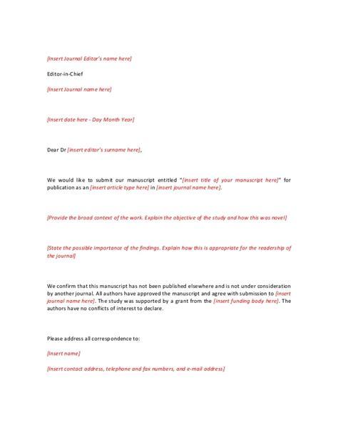 cover letter sample journal paper ameliasdesalto com