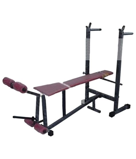 multifunctional exercise bench health fit india 6 in 1 multifunctional bench buy online