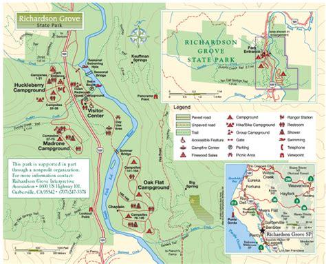 garden grove zoning map richardson grove state park map richardson grove state