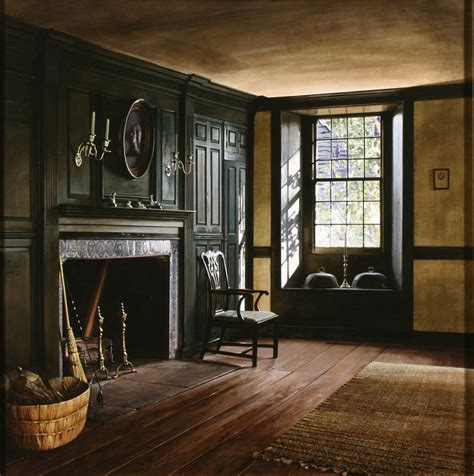 quot painted rooms american historic interiors by michael