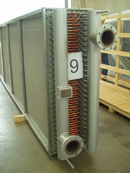 dbm s p a produce cooling coils for turbines inlet combustive air
