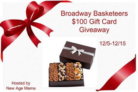 Broadway Gift Cards - broadway basketeers 100 gift card giveaway imperfect women