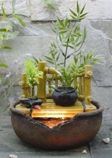 oriental water indoor feature indoor water garden
