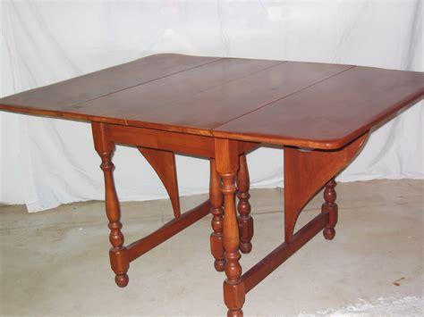 maple drop leaf table cushman colonial drop leaf table antique appraisal