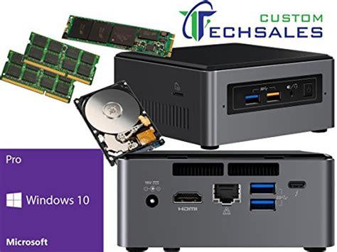 Intel Nuc 4gb Ram 1tb Ssd Win10 Home I5 Broadwell Nuc5 I5ryh intel nuc nuc7i7bnh mini pc kaby lake i7 7567u 250gb m 2 ssd 1tb drive 16gb ram windows