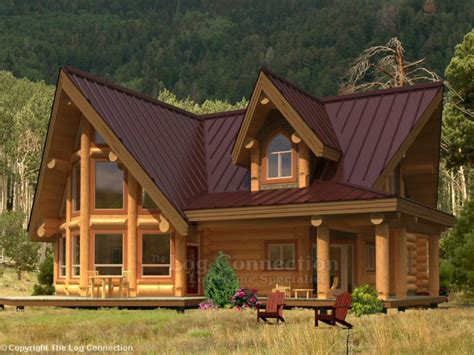 log homes plans and designs northland log home design by the log connection