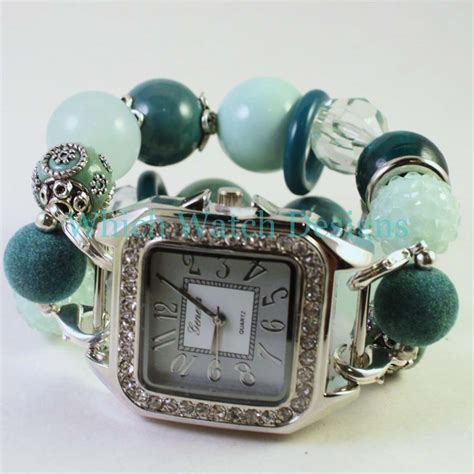 beaded watches beaded bands beaded watches bracelet