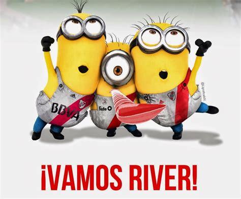 Imagenes Minions River | los minions de boca juniors y river plate minionlander