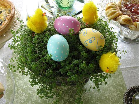 tavola imbandita per pasqua pasqua 2012 cosa mangiare per non ingrassare